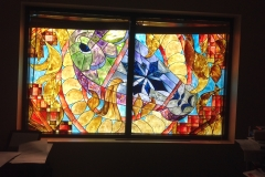 stain-glass
